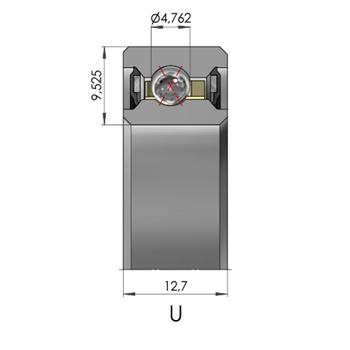 CSXU040-2RS