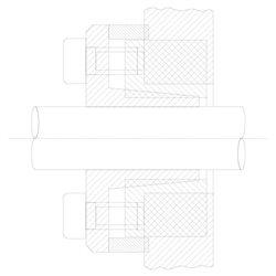 KLCC008x15-BZP