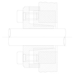 KLCC015x24-BZP